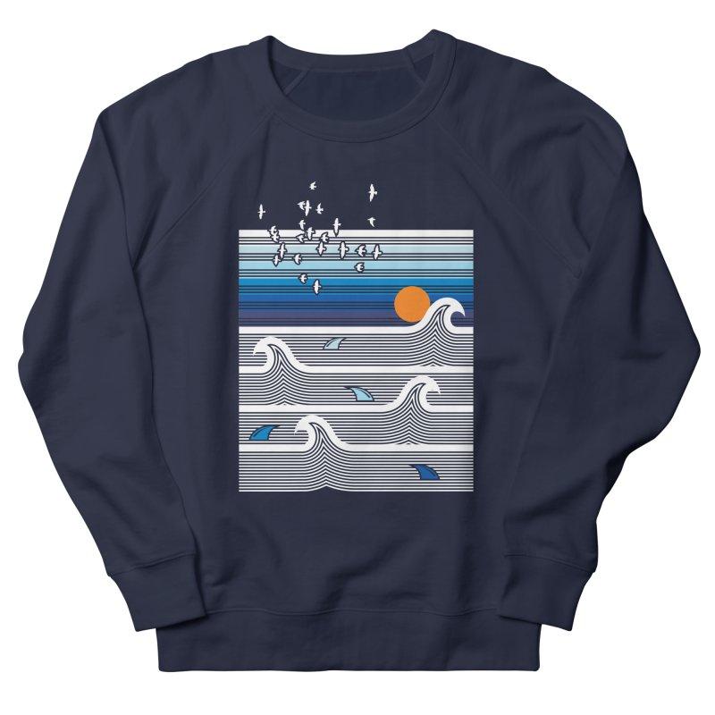 Sunset Men's Sweatshirt by jun21's Artist Shop