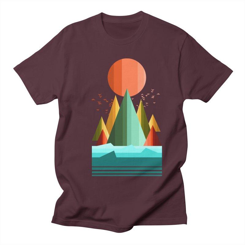 wild life Men's T-Shirt by jun21's Artist Shop