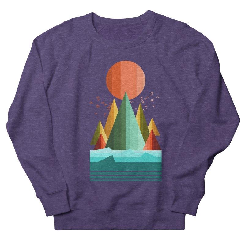 wild life Men's Sweatshirt by jun21's Artist Shop