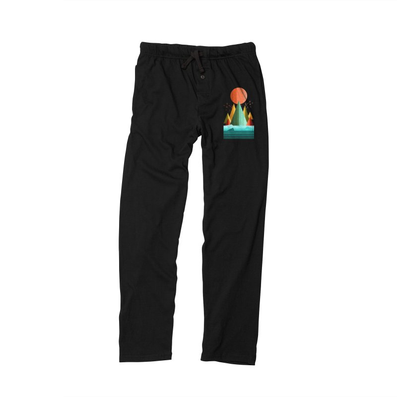 wild life Women's Lounge Pants by jun21's Artist Shop