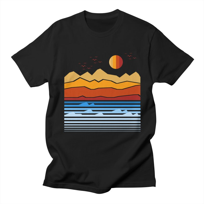 the land Men's T-Shirt by jun21's Artist Shop