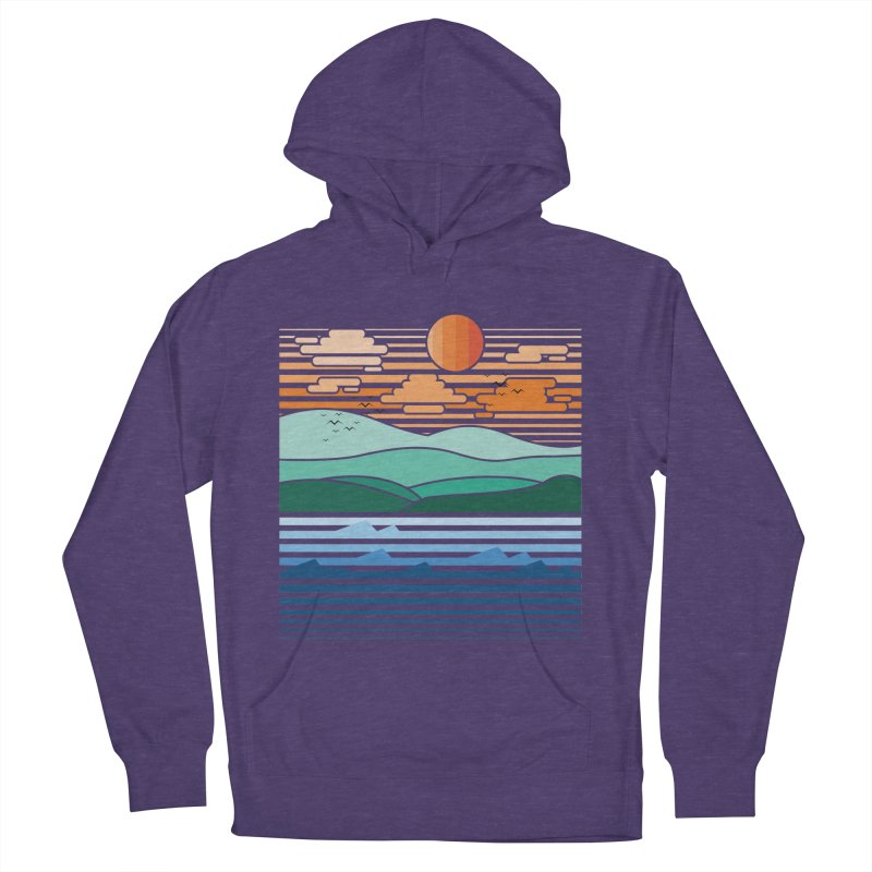 the forest Men's Pullover Hoody by jun21's Artist Shop