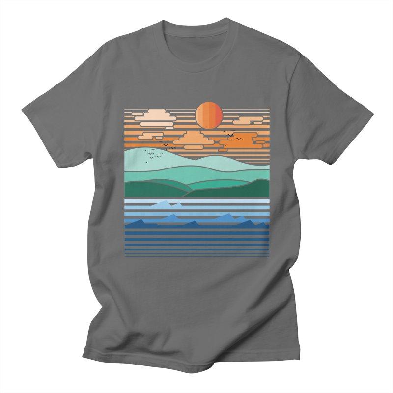 the forest Men's T-Shirt by jun21's Artist Shop