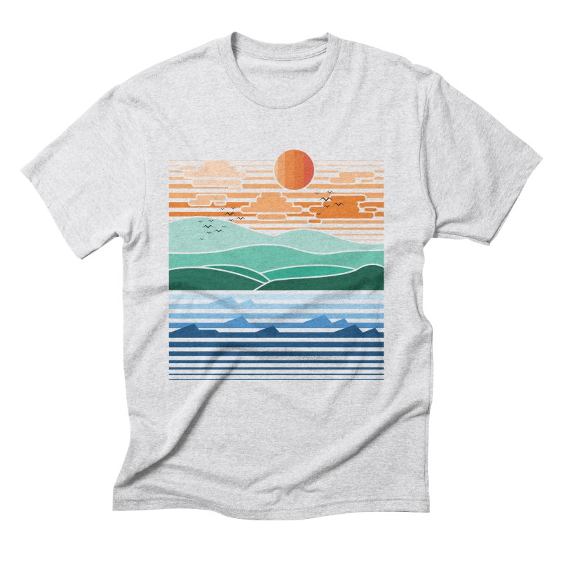 the forest Men's Triblend T-Shirt by jun21's Artist Shop