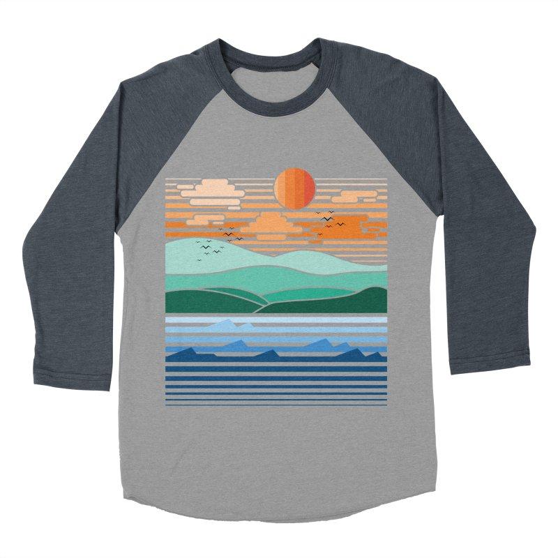 the forest Women's Baseball Triblend T-Shirt by jun21's Artist Shop