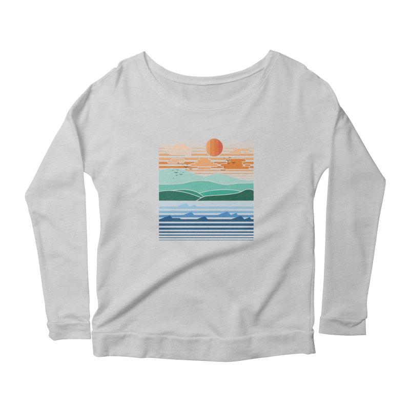 the forest Women's Longsleeve T-Shirt by jun21's Artist Shop