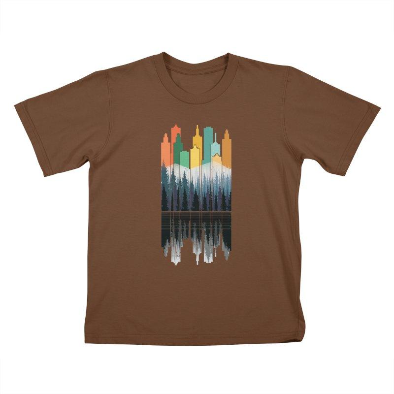 New City Kids T-Shirt by jun21's Artist Shop