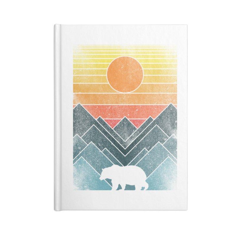 wild geometry Accessories Notebook by jun21's Artist Shop