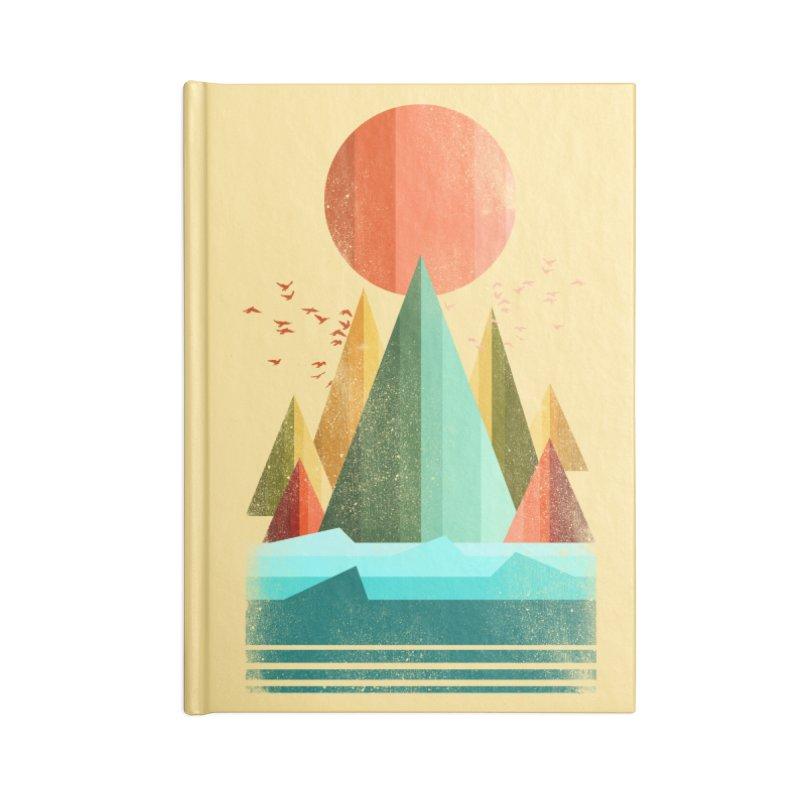 wild life #3 Accessories Notebook by jun21's Artist Shop