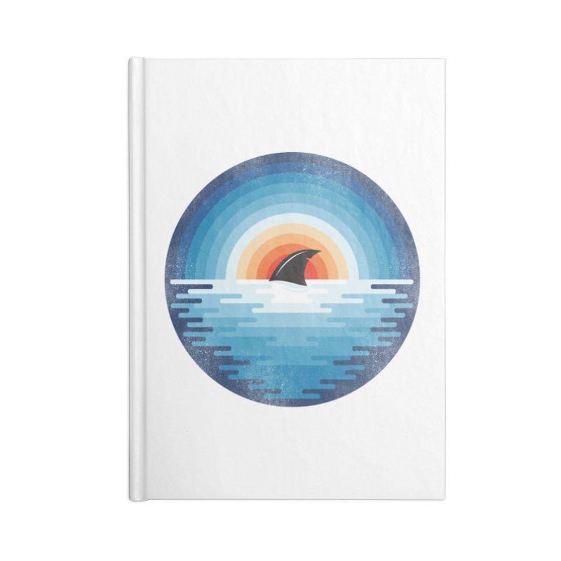 shark life Accessories Notebook by jun21's Artist Shop