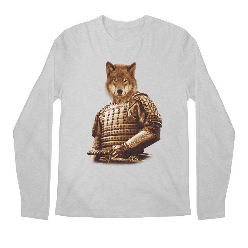 The last samurai  Men's Longsleeve T-Shirt by jun21's Artist Shop