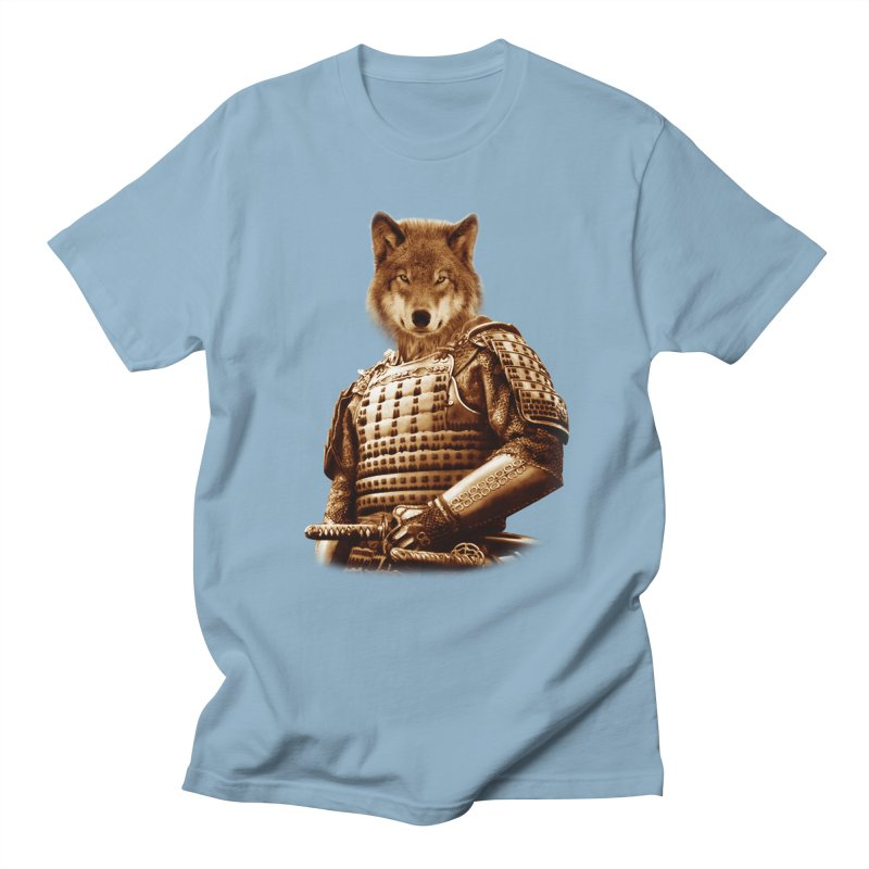 The last samurai  Men's T-shirt by jun21's Artist Shop