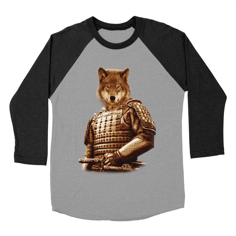 The last samurai  Men's Baseball Triblend T-Shirt by jun21's Artist Shop