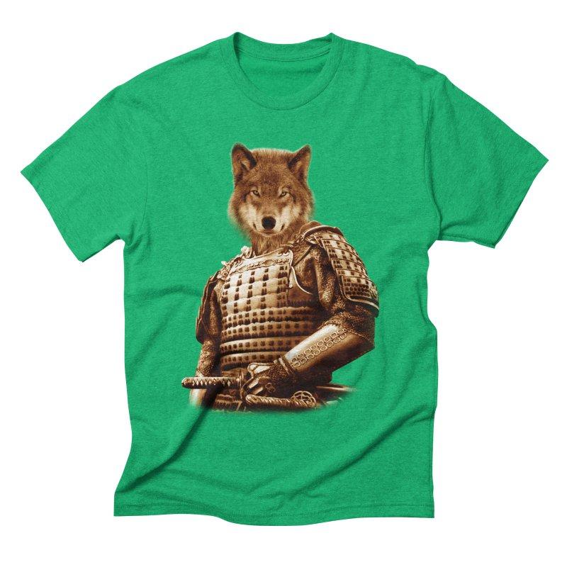 The last samurai  Men's Triblend T-shirt by jun21's Artist Shop