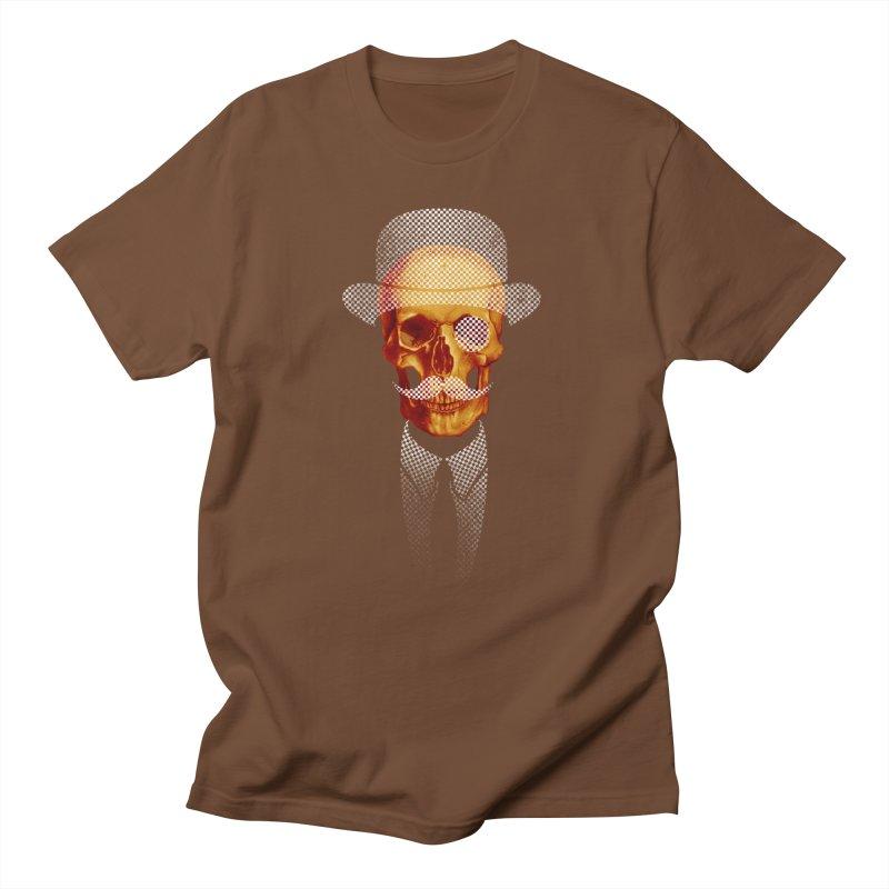 Mr. Skull Men's T-shirt by jun21's Artist Shop