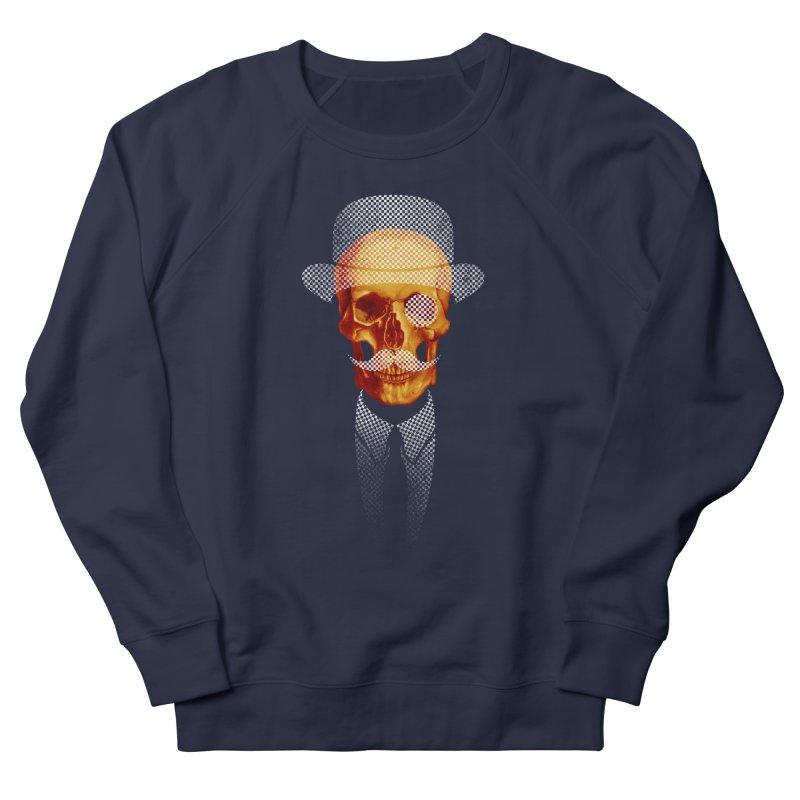 Mr. Skull Men's Sweatshirt by jun21's Artist Shop
