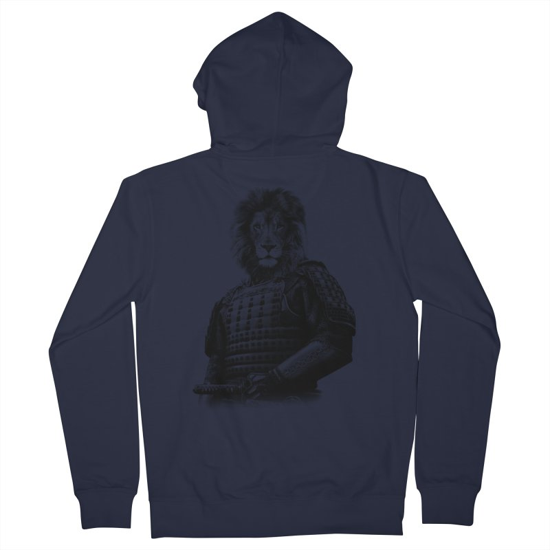 The Last Samurai #2 Men's Zip-Up Hoody by jun21's Artist Shop