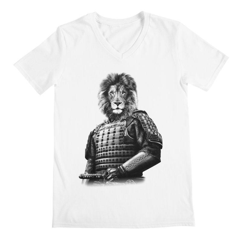 The Last Samurai #2 Men's V-Neck by jun21's Artist Shop