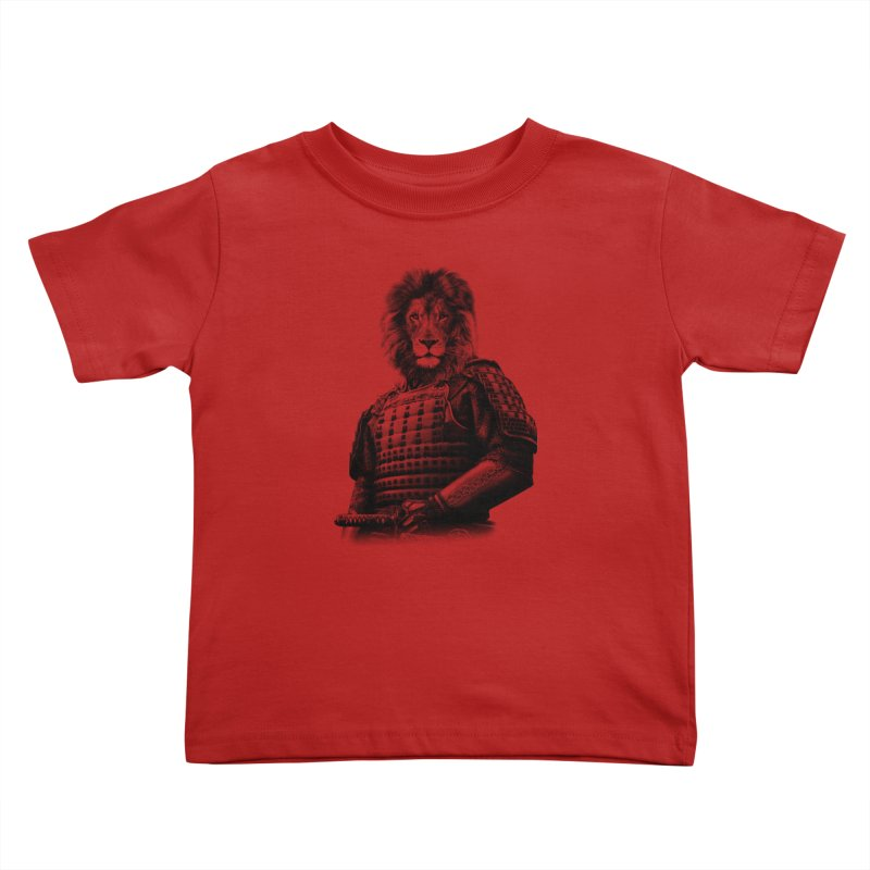 The Last Samurai #2 Kids Toddler T-Shirt by jun21's Artist Shop