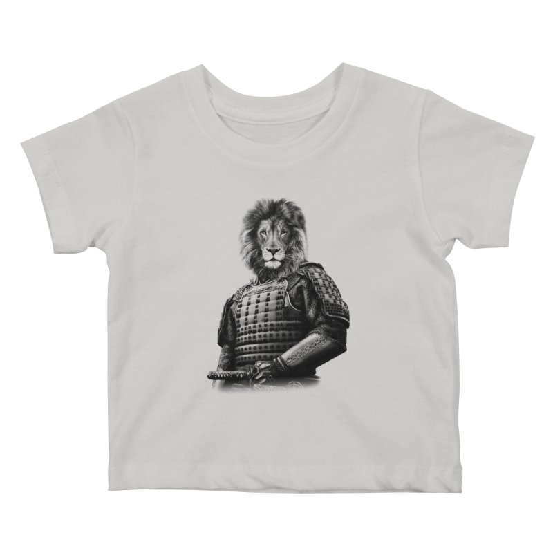 The Last Samurai #2 Kids Baby T-Shirt by jun21's Artist Shop