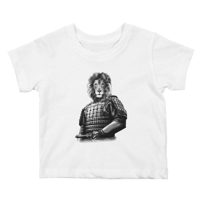 The Last Samurai #2 Kids Baby T-Shirt by jun21's Artist Shop