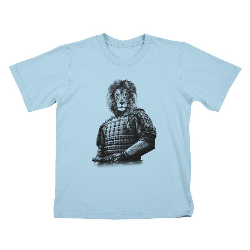 The Last Samurai #2 Kids T-shirt by jun21's Artist Shop