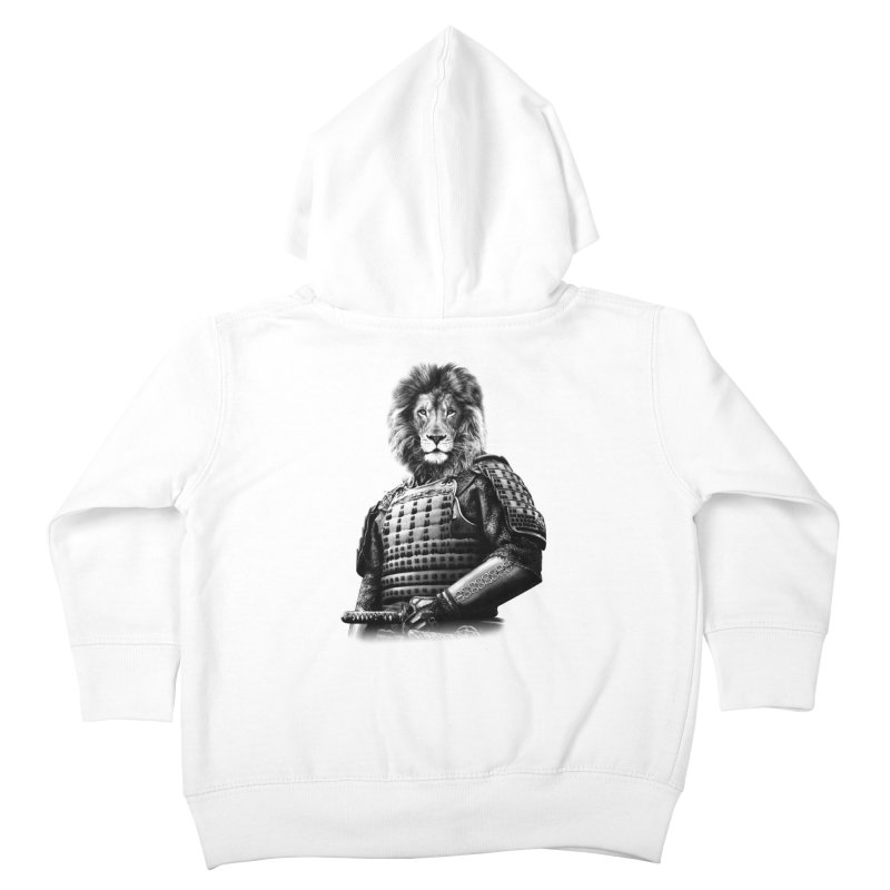 The Last Samurai #2 Kids Toddler Zip-Up Hoody by jun21's Artist Shop