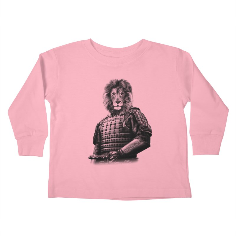 The Last Samurai #2 Kids Toddler Longsleeve T-Shirt by jun21's Artist Shop