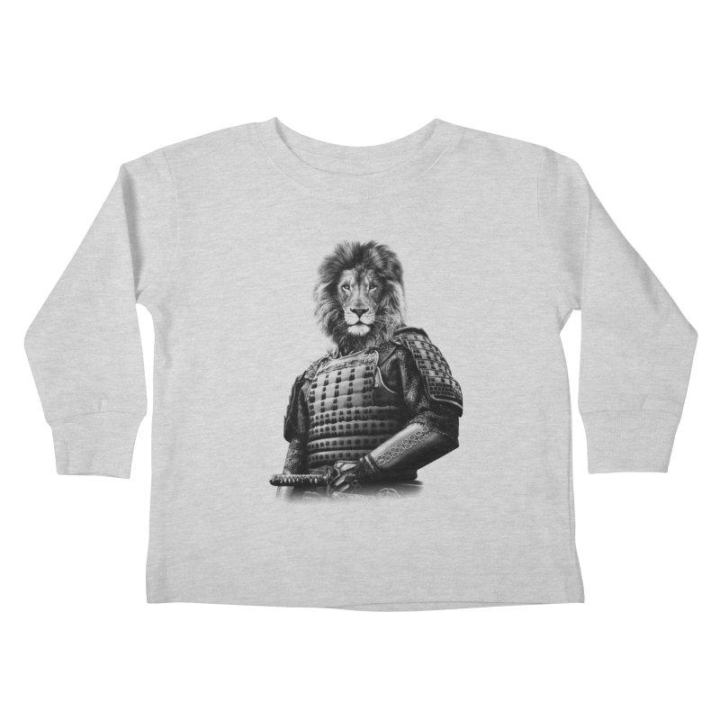 The Last Samurai #2 Kids Toddler Longsleeve T-Shirt by jun21's Artist Shop