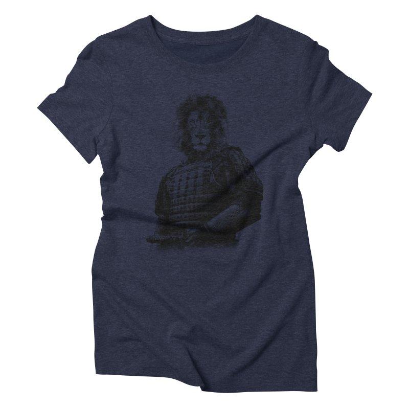 The Last Samurai #2 Women's Triblend T-shirt by jun21's Artist Shop