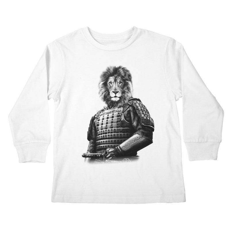 The Last Samurai #2 Kids Longsleeve T-Shirt by jun21's Artist Shop