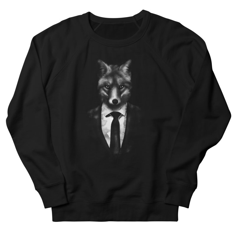 Mr. Fox  Women's Sweatshirt by jun21's Artist Shop