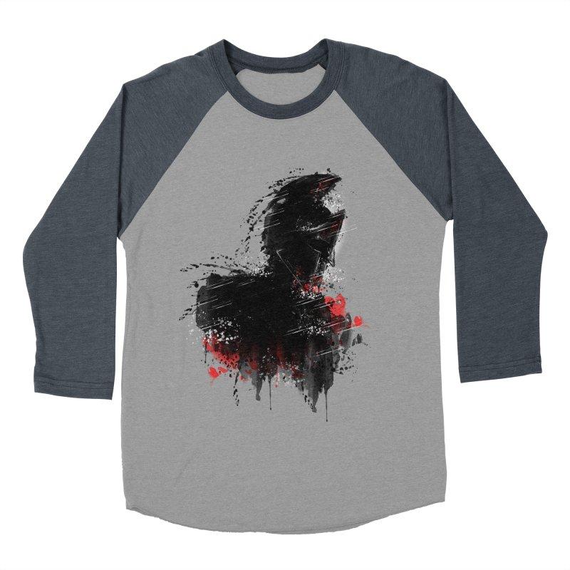 300 Women's Baseball Triblend T-Shirt by jun21's Artist Shop