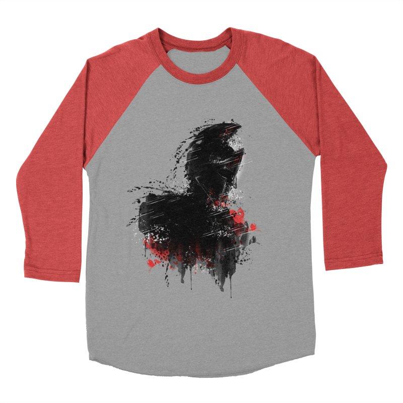 300 Men's Baseball Triblend T-Shirt by jun21's Artist Shop