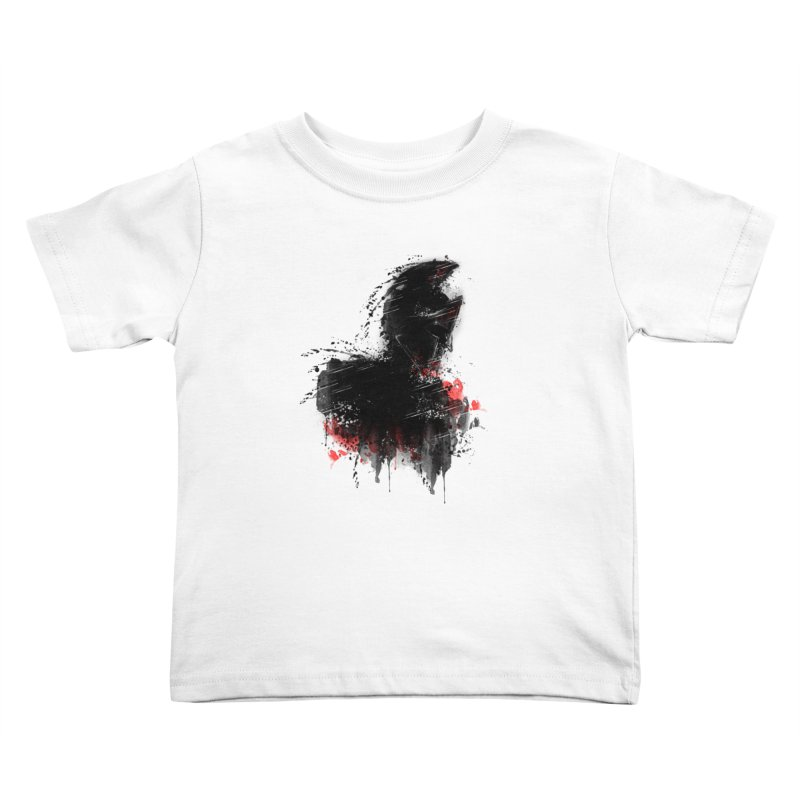300 Kids Toddler T-Shirt by jun21's Artist Shop