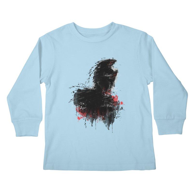 300 Kids Longsleeve T-Shirt by jun21's Artist Shop