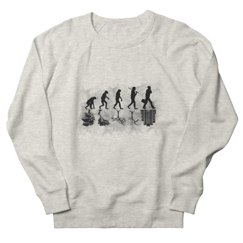 evolution  Women's Sweatshirt by jun21's Artist Shop