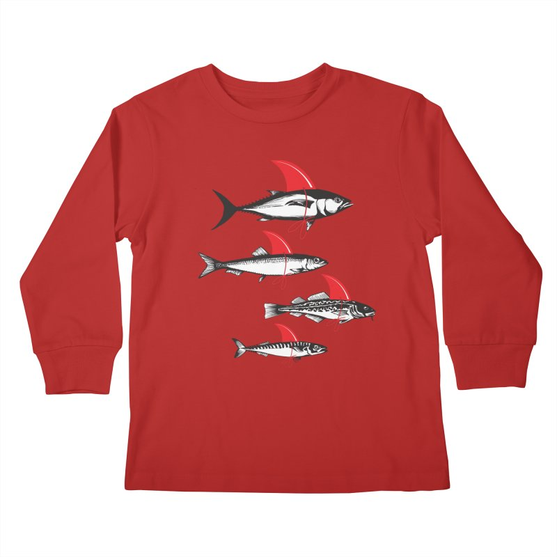 fish attack    by jun21's Artist Shop