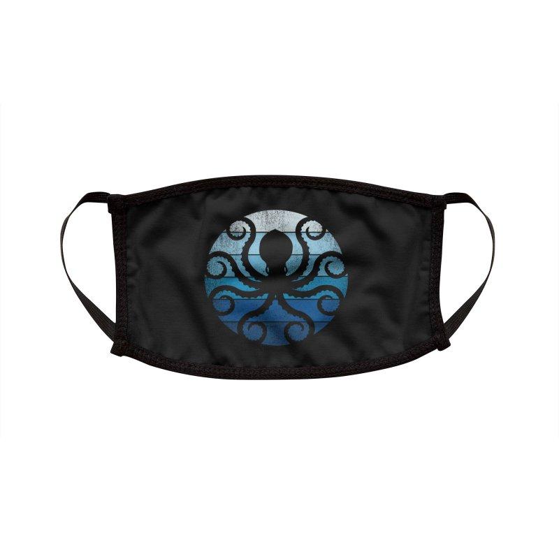 octopus Accessories Face Mask by jun21's Artist Shop