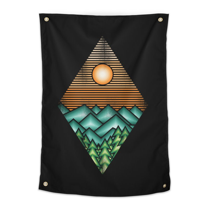 the forest Home Tapestry by jun21's Artist Shop