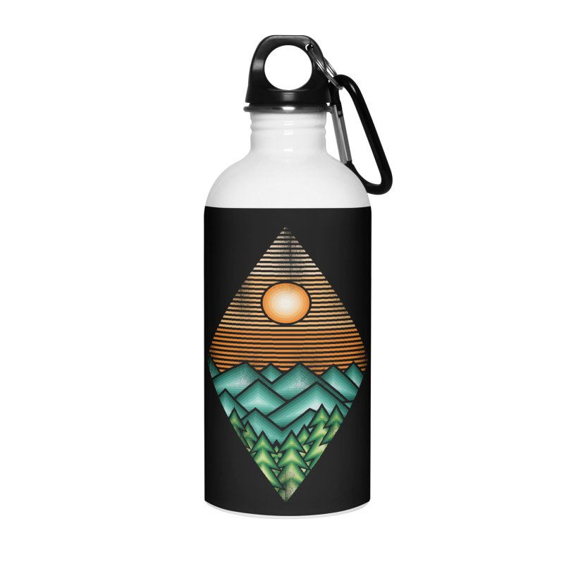 the forest Accessories Water Bottle by jun21's Artist Shop