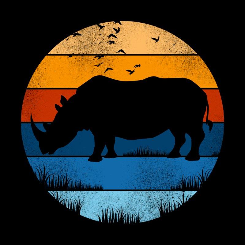 The Rhino by jun21's Artist Shop
