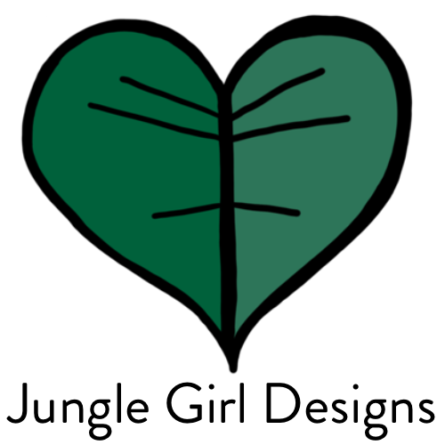 Jungle Girl Designs Logo