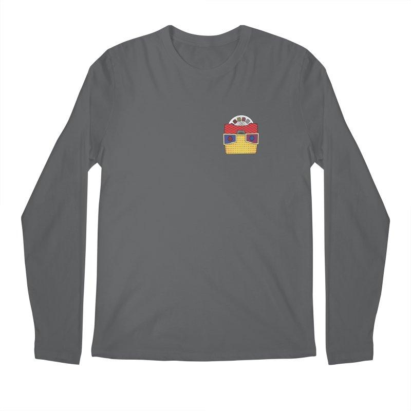 Everlasting Views Men's Longsleeve T-Shirt by Jungle Girl Designs