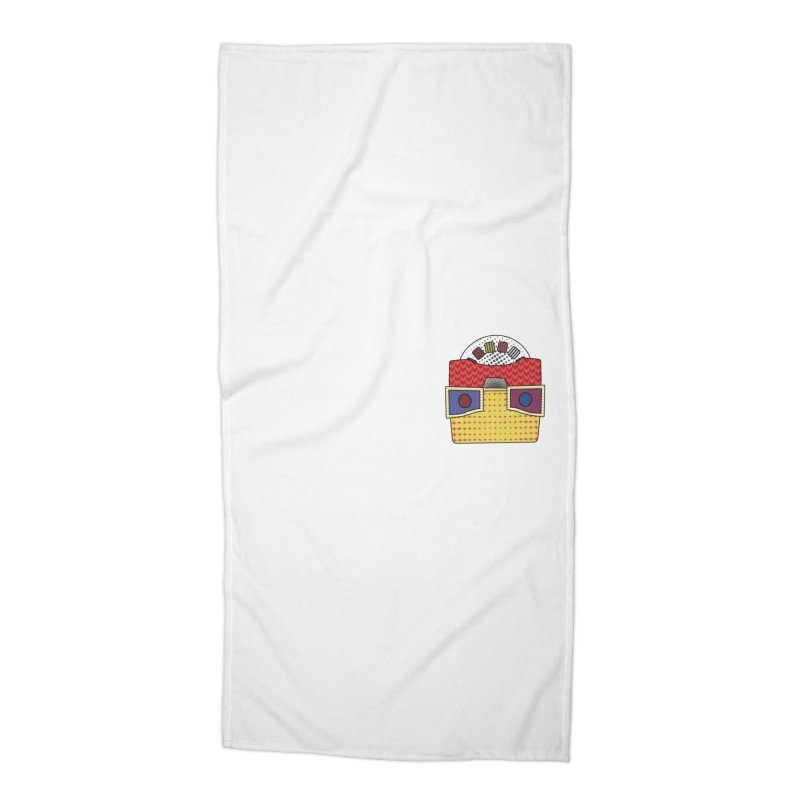 Everlasting Views Accessories Beach Towel by Jungle Girl Designs