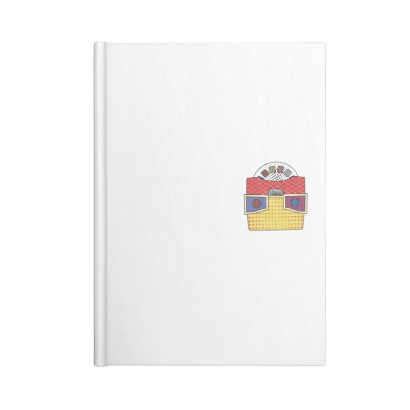 Everlasting Views Accessories Notebook by Jungle Girl Designs