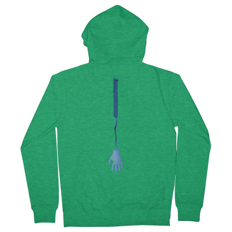 The High Fiver Women's Zip-Up Hoody by Jungle Girl Designs