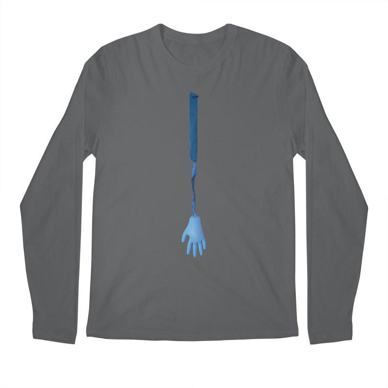 The High Fiver Men's Longsleeve T-Shirt by Jungle Girl Designs