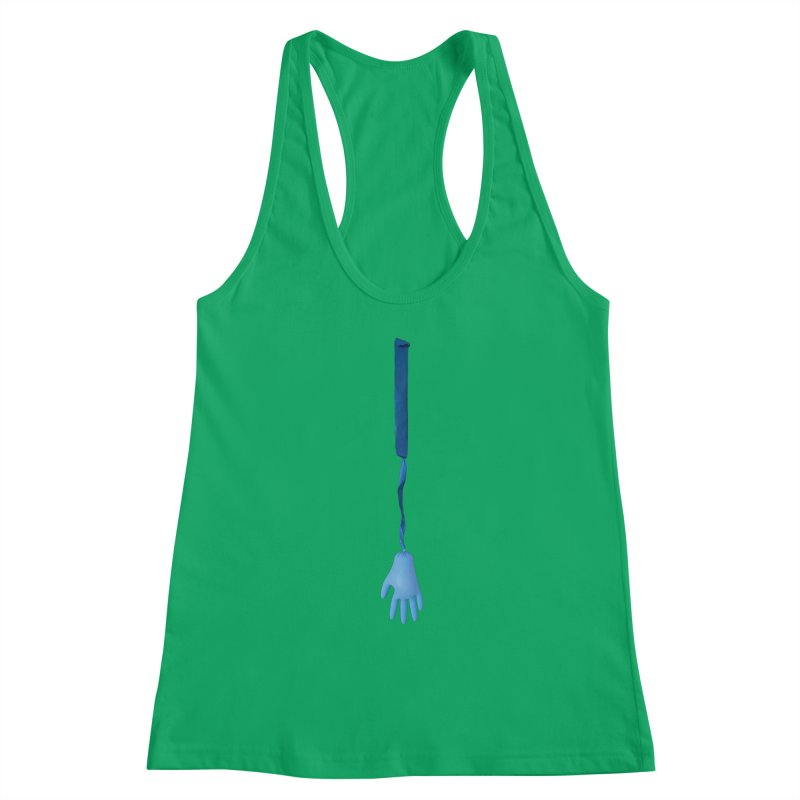 The High Fiver Women's Tank by Jungle Girl Designs
