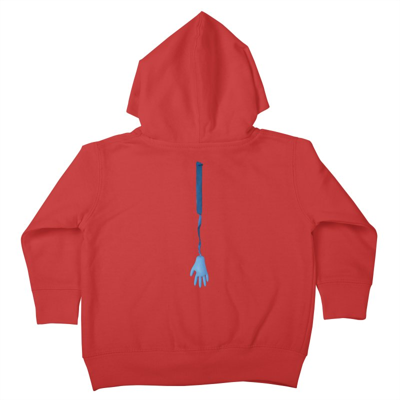 The High Fiver Kids Toddler Zip-Up Hoody by Jungle Girl Designs